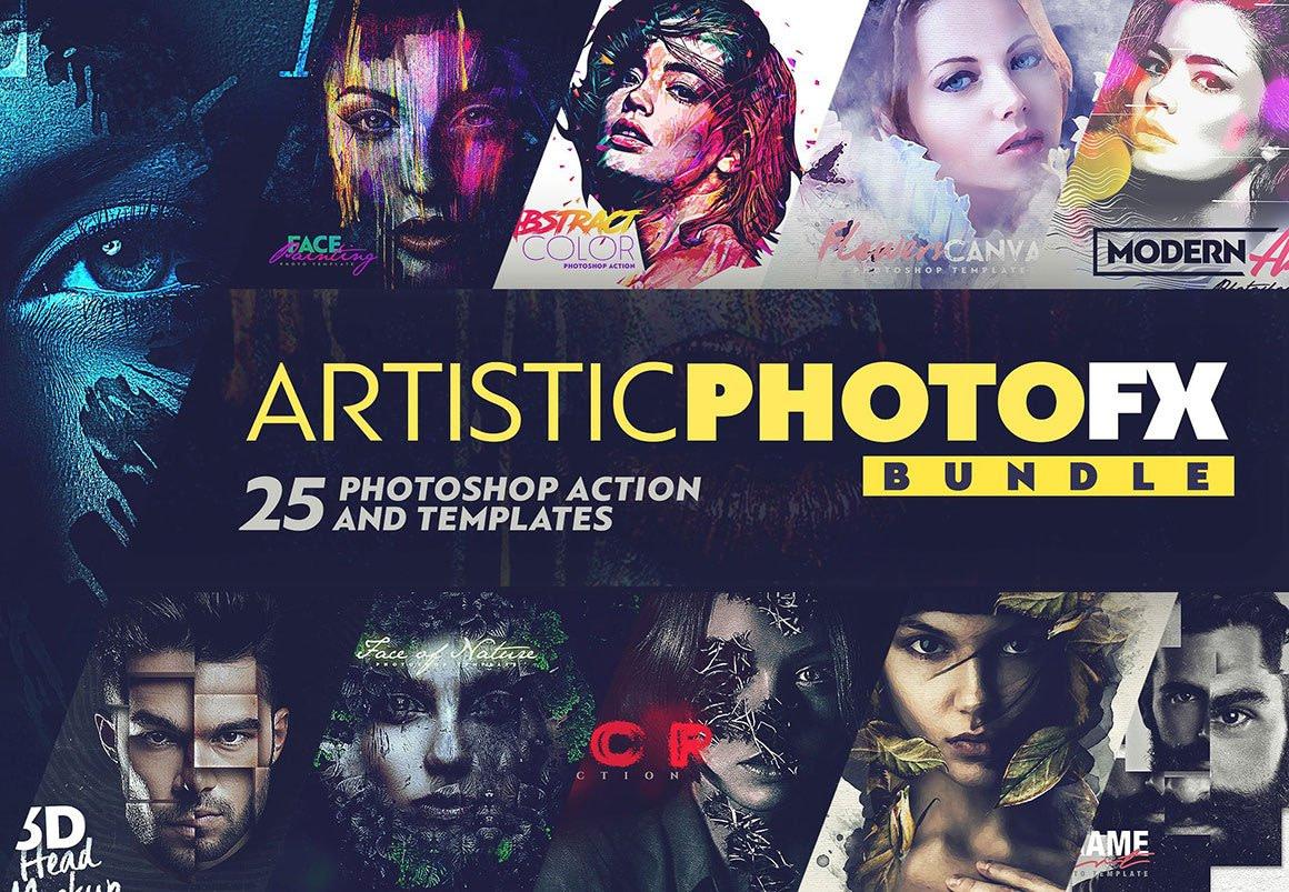 Artistic Photo FX Bundle
